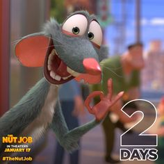 The Nut Job, 17 Day, Get Tickets, Comedy, App, Facebook, Disney Characters, Birthday, Movies