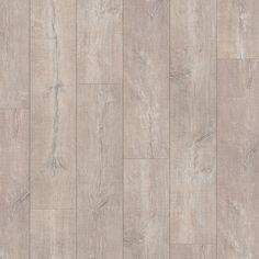 Revêtement de sol vinyle Quick-Step® Livyn Essential V4 Chêne patiné gris clair ESV008