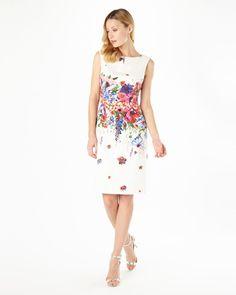Louis Floral Dress