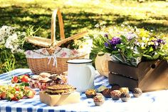 Obviously holiday = picnic! Can't have a holiday without one...though ours are never quite this posh! #poshpicnics #nationalpicnicweek