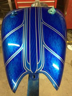 Custom tank by Chad Anderson at www.catalyst-customs.com