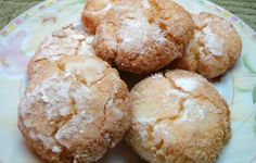 Moroccan Ghoriba Cookie Recipes - List of Ghoriba Recipes: Ghoriba with Coconut