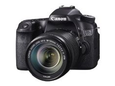 Canon EOS 70D Digital SLR Camera with 18-135mm STM Lens  Canon $1,349.00