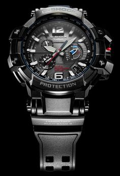b59c0d2cdea Casio G-SHOCK GPW1000 Is First Watch To Combine GPS  amp  Atomic Clock Radio
