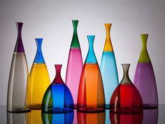 michael schunke - simpatico vases  -  via:  liquidsand on Tumblr