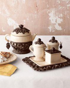 GG Collection Tea Service - Neiman Marcus