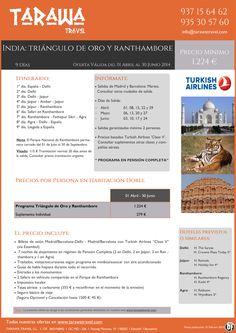 India: Triángulo del Oro y Ranthambore 9 días de viaje en Pensión Completa desde 1.224 € ultimo minuto - http://zocotours.com/india-triangulo-del-oro-y-ranthambore-9-dias-de-viaje-en-pension-completa-desde-1-224-e-ultimo-minuto/