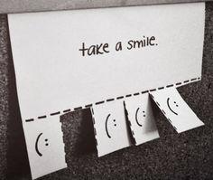 a free smile