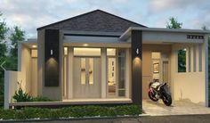 35 Latest Minimalist Home Design Looks 2020 Home Minimalist Design Looks … - Modern Minimalis House Design, Model House Plan, Bungalow House Design, House Design Photos, Classic House, Architect Design, House Front, Minimalist Home, Home Interior