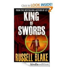 King of Swords (Assassin series) by: Russell Blake: - Book 1 of the Assassin series, King of Swords is an epic assassination thriller framed against a gritty backdrop of brutal drug cartel violence in modern Mexico.  The G-20 Financial Summit is planned for San Jose Del Cabo. The world's pre-eminent finance ministers will attend, along with the presidents of the U.S. and Mexico. Captain Romero Cruz of the Mexican Federal Police uncovers an assassination plot against the attendees.
