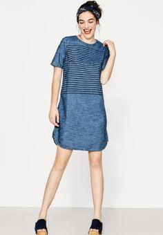 Jeanskleid Größe 40, 42, L online   Das IT-Piece für den Denim-Look   ZALANDO