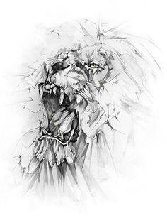 Alexis Marcou - Nike Lion