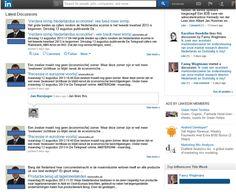 Voorkom buitenspel op LinkedIn - 5 spelregels voor een doeltreffend optreden | Marketingfacts