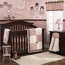 CoCaLo Daniella 9-Piece Crib Bedding Set