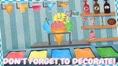 App para niños Wombi Icecream