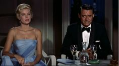 My Favorite Movie - To Catch a Thief, with Grace Kelly and Cary Grant.