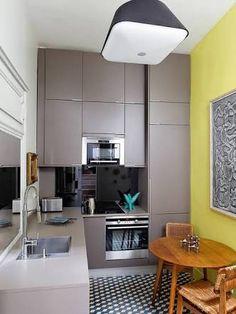 Znalezione obrazy dla zapytania cozinhas quadradas planejadas