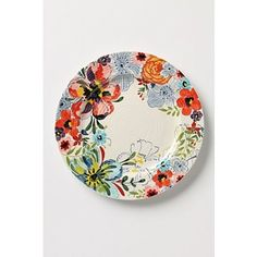 Sissinghurst Castle Dinner Plate by Anthropologie $19   #Products & #Brands at #Olioboard