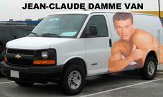 Meat Jean-Claude Damme Van