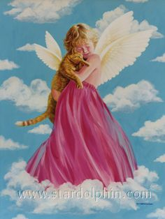 Star Dolphin Gallery - Angel Realm - 19 Little Angels