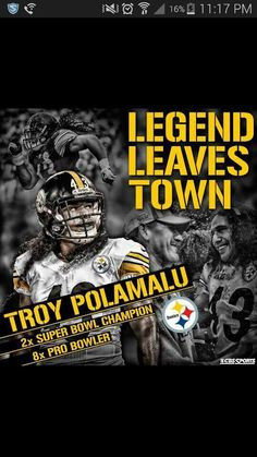 c167d261852 Troy Polamalu is hanging up his cleats after 12 seasons. (CBS Sports)