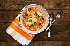 Megtaláltuk a tökéletes téli levest! | NOSALTY – receptek képekkel Curry, Lunch, Ethnic Recipes, Ideas, Food, Curries, Eat Lunch, Essen, Meals