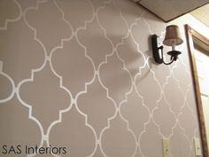 Tutorial: How to Hang Wallpaper – Jenna Burger