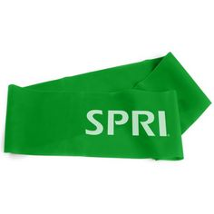 SPRI Flat Band Loop (Green, Light) SPRI http://www.amazon.com/dp/B000UWPQ3E/ref=cm_sw_r_pi_dp_rHIQwb0CN0F8D
