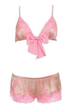 Victoria's Secret Babydoll Bra & Shorts - Best Lingerie Buys for 2013…