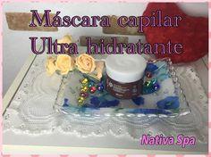 Máscara Capilar Ultra hidratante- Nativa Spa