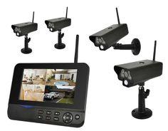 8104JM4 home wireless surveillance cameras