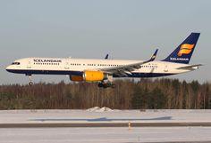 Boeing 757-208 (Icelandair) | Islandia