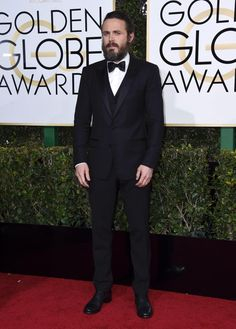 Golden Globes 2017 Casey Affleck arrives at the 74th annual Golden Globe Awards at the Beverly Hilton Hotel on Sunday, Jan. 8, 2017, in Beverly Hills.