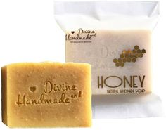 Handmade Cold Process All Natural Soap Sensitive Skin Unscented Clear And Distinctive