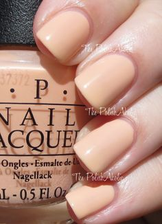 The PolishAholic: OPI Muppets Most Wanted Collection- Chillan like a Villian