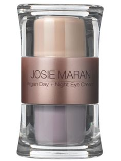 Josie Maran Argan Day + Night Eye Cream has unique moisturizing and protective benefits for the undereye area....