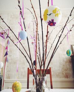 Osterbaum. #easter #eastereggtree