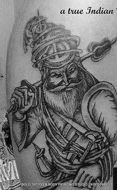 love devotion khanda sikh symbol tattoo by miguel angel tattoo via flickr punjabi. Black Bedroom Furniture Sets. Home Design Ideas