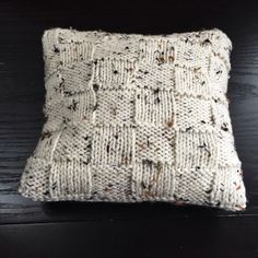 Charming Rustic Pillow Cover