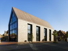 Health Centre and Church Square in Heiden by Presigno as Architects I archello