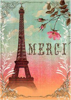 Merci <3  #ParisAmour