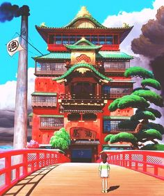 "Tumblr Spirited Away review on ultraclairedg ""The Old Girl Talks Fantasy"" Tumblr blog"