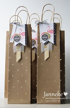 Stampin' Up! - Hello