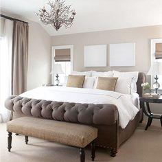 Benjamin Moore mocha cream for master bedroom