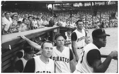 #TBT to the year 1960 at Forbes Field.