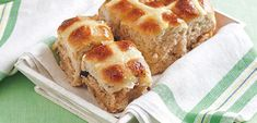 Perfect for the whole family - these hot cross buns are a real Easter treat.