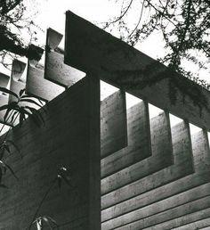 larameeee:   Sverre Fehn, detail of the Nordic... - (arquitectures)