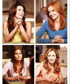 Desperate Housewives  Final Poker Game.   Kiss them Goodbye May 13th 2012