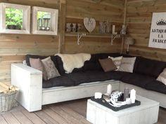 Backyard, Patio, Outdoor Furniture, Outdoor Decor, Outdoor Living, Sweet Home, Couch, Garden Ideas, Design