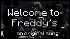 Welcome to Freddy's ft. Madame Macabre [Original Song]  She has out-done herself this time!